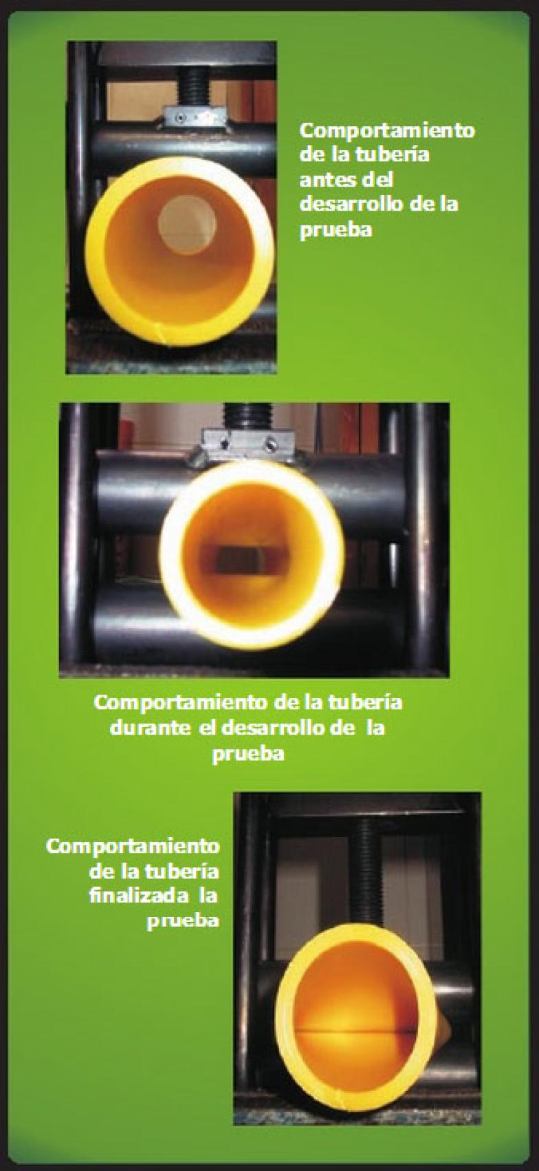 Productos en polietileno soluciones tubulares - Productos para desatascar tuberias ...